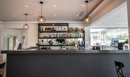 Paleros Beach Resort Luxury Hotel Bar 2