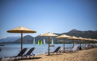 Paleros Beach Resort Luxury Hotel Beach Gallery 3