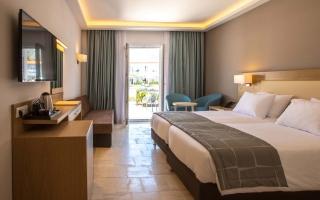 Paleros Beach Resort Luxury Hotel Gallery Room 1