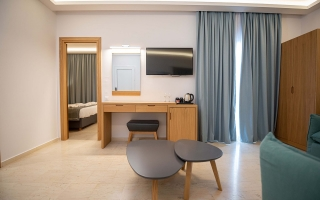 Paleros Beach Resort Luxury Hotel Gallery Room 14