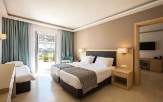 Paleros Beach Resort Luxury Hotel Gallery Room 2