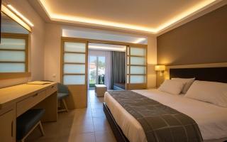 Paleros Beach Resort Luxury Hotel Gallery Room 3