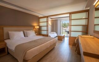 Paleros Beach Resort Luxury Hotel Gallery Room 4