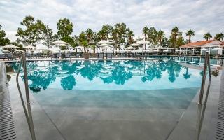 Paleros Beach Resort Luxury Hotel Pool
