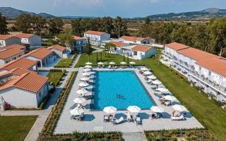 Paleros Beach Resort Luxury Hotel Pool Gallery 11