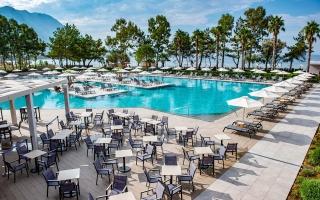 Paleros Beach Resort Luxury Hotel Pool Gallery 13