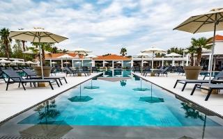 Paleros Beach Resort Luxury Hotel Pool Gallery 16