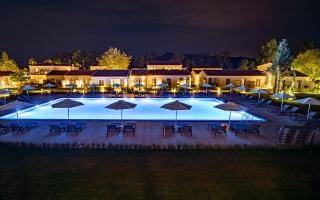 Paleros Beach Resort Luxury Hotel Pool Gallery 2
