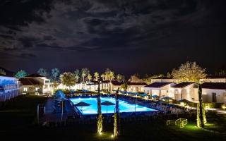 Paleros Beach Resort Luxury Hotel Pool Gallery 5