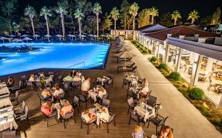 Paleros Beach Resort Luxury Hotel Pool Gallery 7