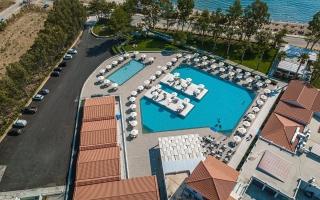 Paleros Beach Resort Luxury Hotel Pool Gallery 8