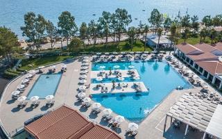 Paleros Beach Resort Luxury Hotel Pool Gallery 9