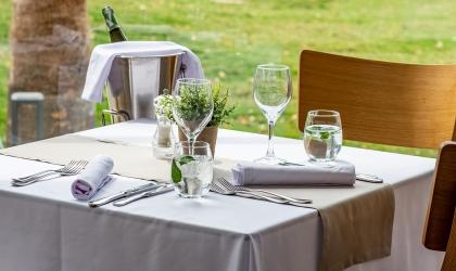 Paleros Beach Resort Luxury Hotel Restaurant 8